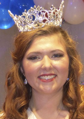 Kendall Beyer wins Miss Baroda contest