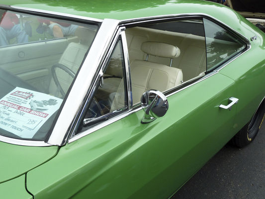 The real story behind the surprising 1968 Dodge Charger