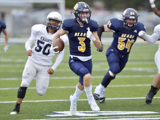 Bears move to 5-0 with win over Knights