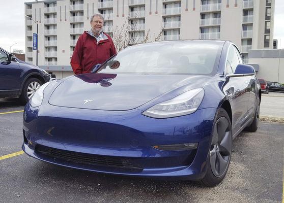 Tesla up close: Part one
