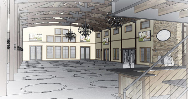 Large event building breaks ground near South Haven