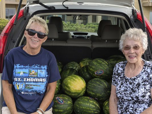 When life gives you watermelons, why not make wine?