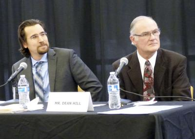 78th District House hopefuls share dais