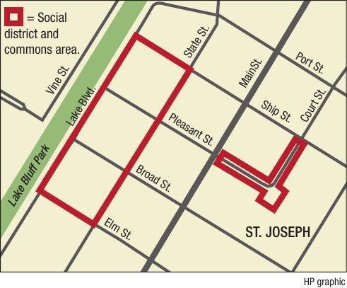 St. Joseph Social District
