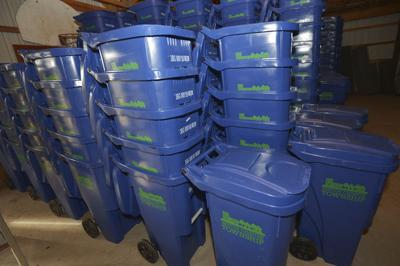 Benton Twp. to buy more trash carts