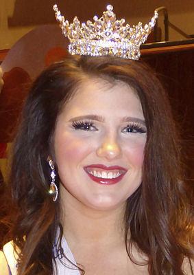 Porter crowned Miss Berrien Springs