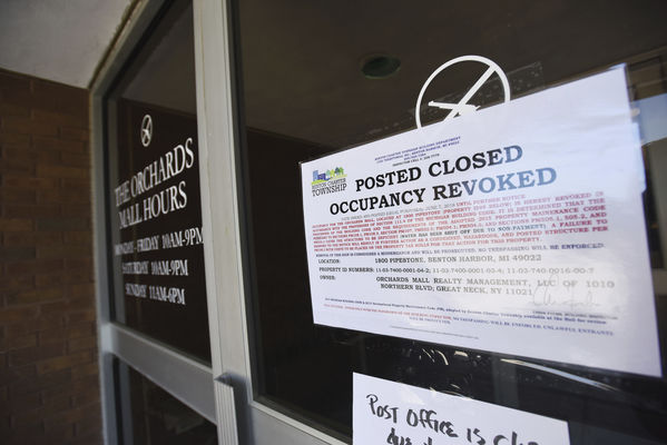 Orchards Mall shut down over water bill dispute