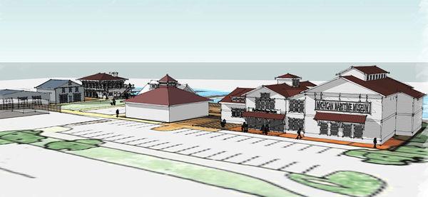 Michigan Maritime Museum to undergo $8M expansion