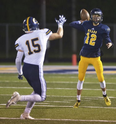 No 2 Ranked Dewitt Too Much For St Joseph Local