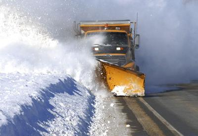 Road department earns praise for performance
