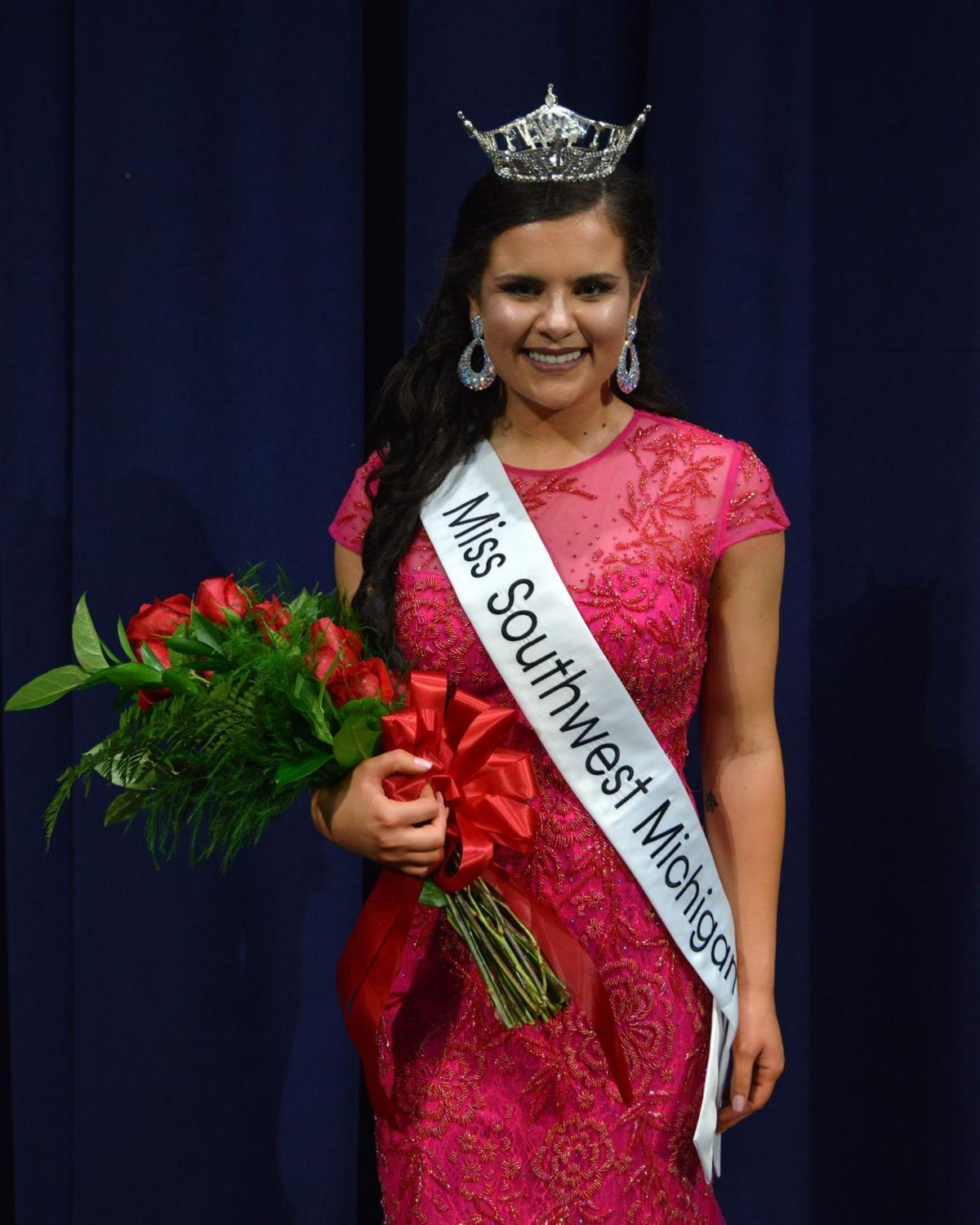 2022 Shelby Lentz Miss standing after crowning.JPG