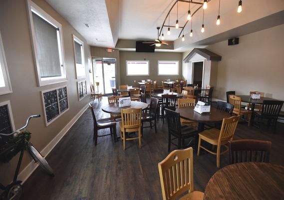 Creating that 'Uptown' synergy in Berrien Springs
