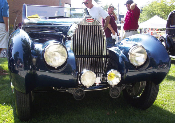So many fond memories of the Concours