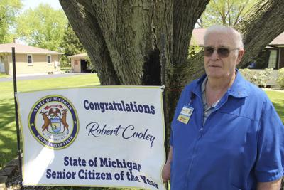 SJ man named Mich. Senior Citizen of the Year