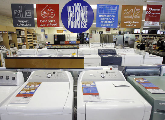 Whirlpool expects 'limited impact' from Sears bankruptcy