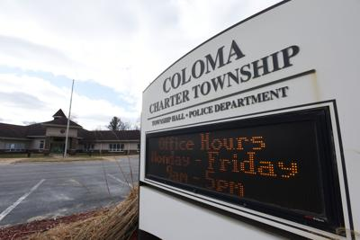 coloma township hall - web only
