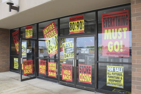 J.C. Penney closes its doors at Orchards Mall