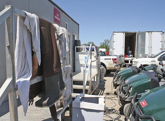 Swamper jobs in texas
