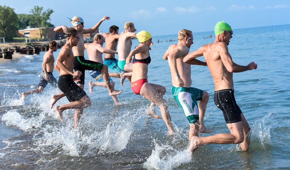 Lifeguard skills tested