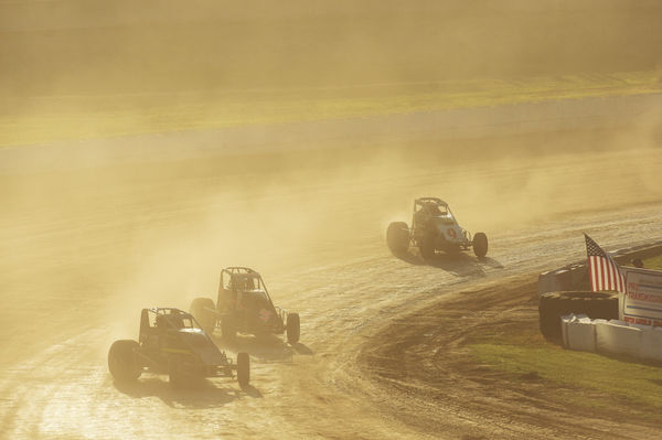 Gravel wins again at Hartford Speedway