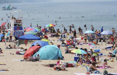 Silver Beach seeks lifeguards, offers safety info