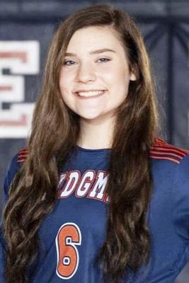 Haley Goff: Doing whatever Bridgman volleyball needs