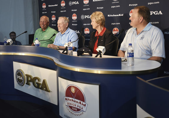 Jack Nicklaus has special Harbor Shores homecoming