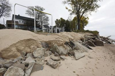 Berrien commissioner wants a Great Lakes disaster declaration