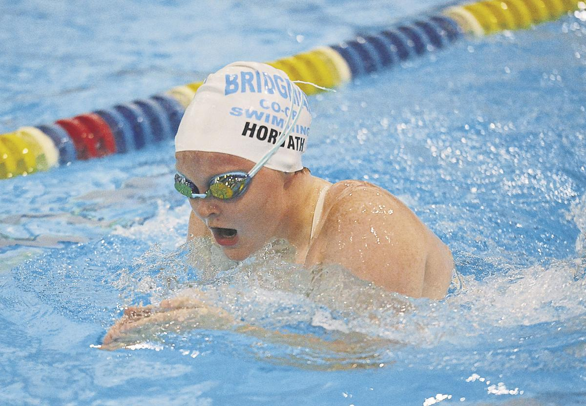 Bridgman swimmer