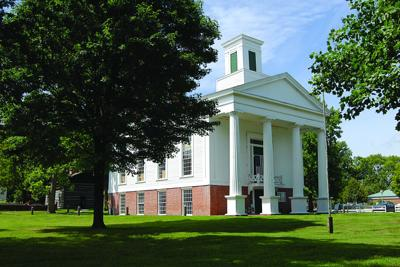 County hopes to secure funds for 1839 Courthouse Square