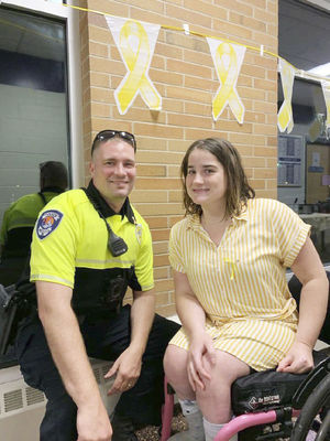 New school resource officer to walk the halls