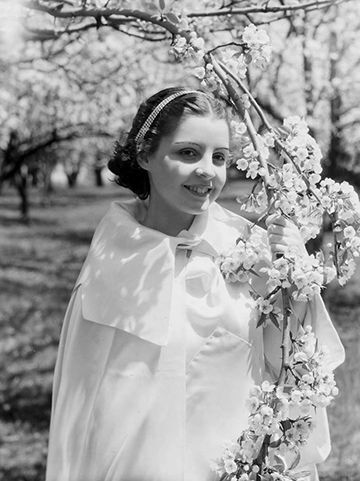 Miss Blossomtime 1936