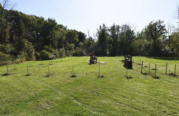 Stevensville's Hickory Bark Park eyes Oct. 21 opening
