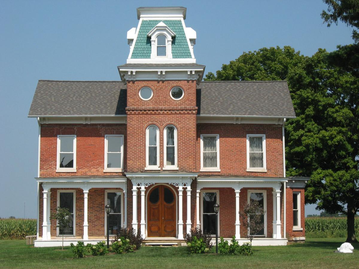 The Bonine House