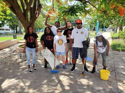 Benton Harbor HS Interact Club goes to Cuba