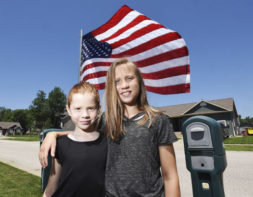 Yankee Doodle daughters