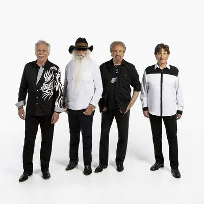 The Oak Ridge Boys to headline Berrien County Youth Fair