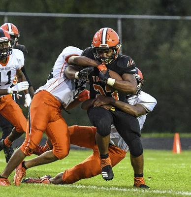 Benton Harbor overcomes turnovers to win