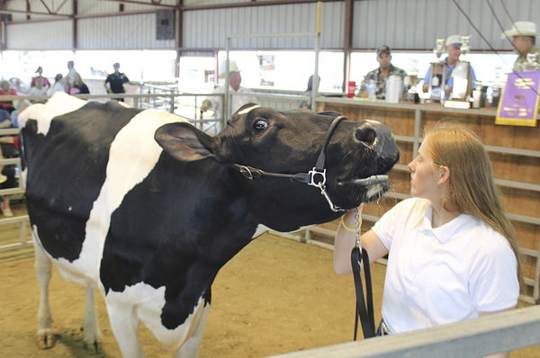 Preparation pays off: Beef, dairy winners are all smiles