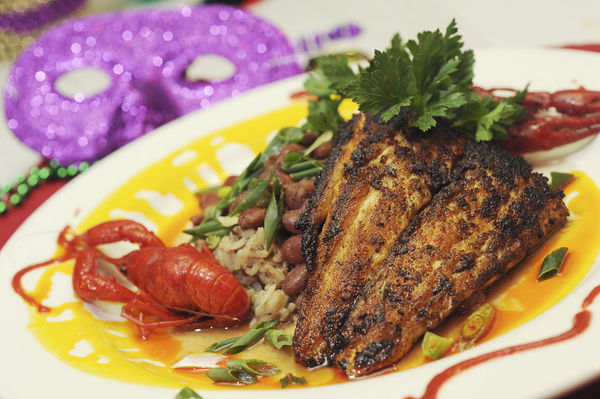 Recipes that are ripe for mardi gras features for 456 fish menu