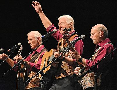 Folk Legacy Trio photo