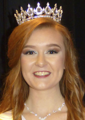 Arend crowned Miss Eau Claire/Sodus on Saturday