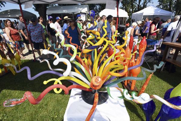 Krasl Art Fair requires community effort