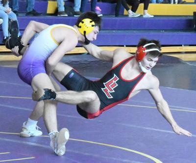 SH wrestling Ray Woodall
