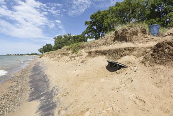 Reeling in shoreline protection funding