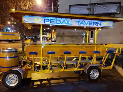 Pedal Pub proposed for St. Joseph