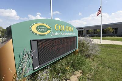 Coloma in discussions to get school resource officer