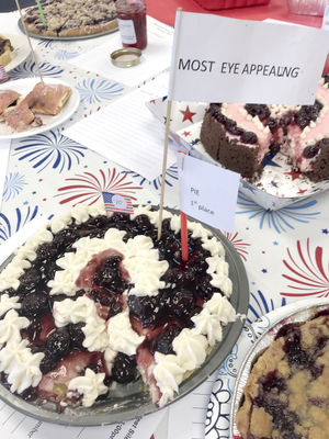 Winning recipes from the Eau Claire Cherry Festival