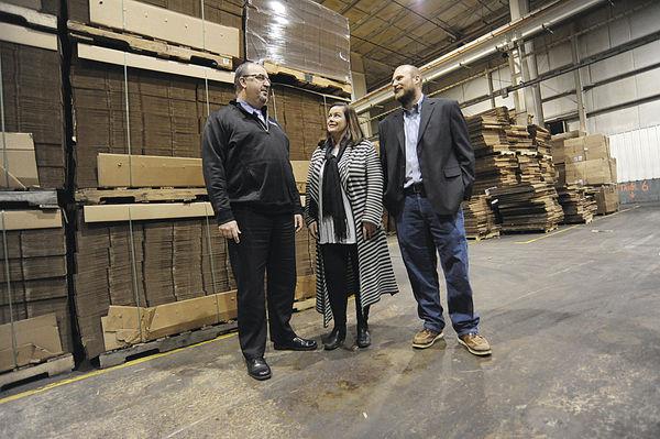 Bridgman factory renewal is 'Cinderella story'