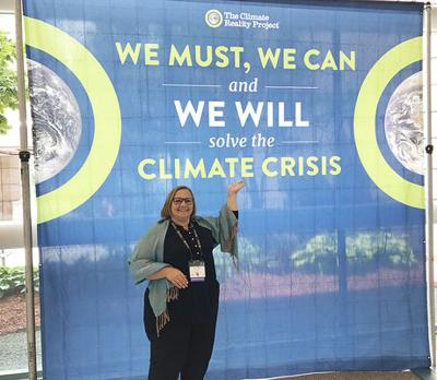 Fired up about fighting climate change